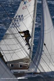 07 10 2006 - Saint Tropez (Fr) - Voiles de Saint Tropez 2006