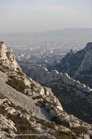 23 03 2009 - Marseille (FRA, 13) - Les Calanques - Les Trois Chameaux et vallon de la Cayolle