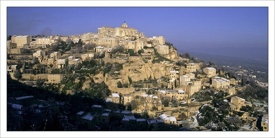 .LUBERON - GORDES..Product: in house made quality print on 8 ultrachome colors Epson ink Jet printer...Available sizes: .. 50 x 100 cm.. 100 x 200 cm..Available papers: .. Standard 250 gr glossy paper print, black streak, white margin, no signature.. Top quality glossy 290 gr. paper, black streak, white margin, checked and signed by the author.. Fine Art print (signed, numbered, stamped, registered) on demand.. Other supports (Canvas, Acrylic, Metal) on demand..Packaging: cylindric reinforced tube..Shipping options: regular mail or Shipping company..Click on the basket icon to select your options and start the online ordering process.