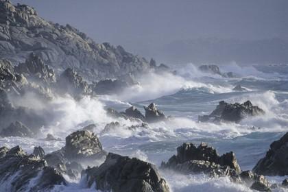 Italia, Sardinia, Costa Smeralda, Capo Testa
