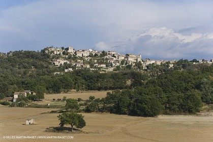 31 08 2007 - Forcalquier surrounds (FRA, 04) - Durance valley - Lurs
