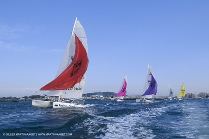 Sailing, Stadium racing, Trophée Clairefontaine