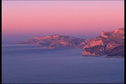 Les Calanques - Marseille - Provence