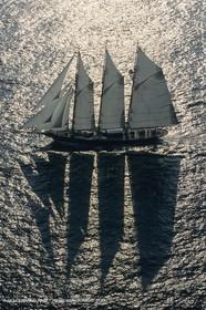 Classic yachts, Shenandoah