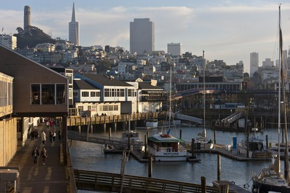 07 01 2011 - San Francisco (USA,CA) - The piers - Pier 39
