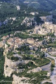 Les Baux de Provence (FRA,13).