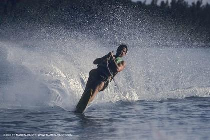 Nautical skiing