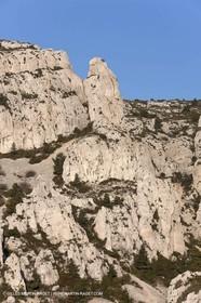 23 03 2009 - Marseille (FRA, 13) - Les Calanques - Aiguille de la Mélette
