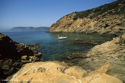 Hyeres island (FRA,83) - Levant Island