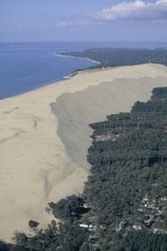 France, Atlantic coast, Dune du Pilat