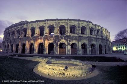 Nîmes - Arenas