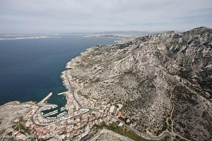 10 03 2009 - Marseille (FRA, 13) - Calanques - Les Goudes - Massif de Marseilleveyre
