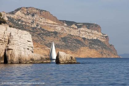 06 05 2009 - Marseille (FRA, 13) - Les Calanques