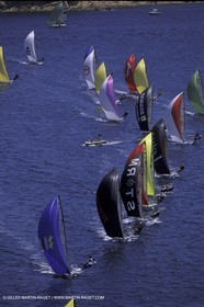 49er world's, Bandol, france