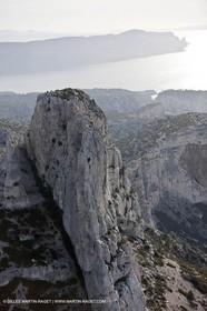 10 03 2009 - Marseille (FRA, 13) - Les Calanques - La Grande Candelle