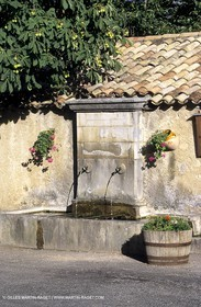Higher Provence village