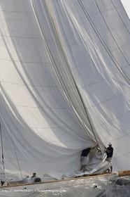 03 10 2006 - Saint Tropez (Fr) - Voiles de Saint Tropez 2006 - 1st racing day