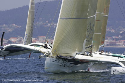 2005 Galicia Grand Prix - Day 1 - Gitana XI