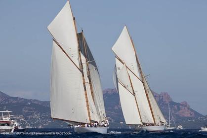 29 09 2010 - Saint Tropez (FRA, 83) - Voiles de Saint Tropez 2010 - Day 4