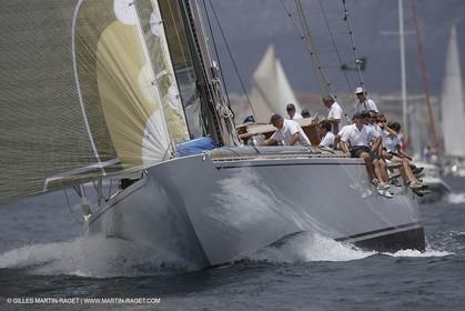 18 08 2007 - Palma de Mallorca (Spain) - The Super Yachts Cup - D2