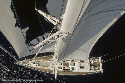 Sailing, Cruising, Super yachts, Dynamique 110