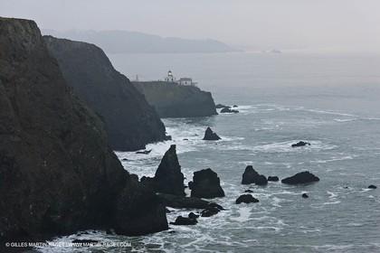 07 01 2011 - San Francisco (USA,CA) -  - Golden Gate National Recreation area