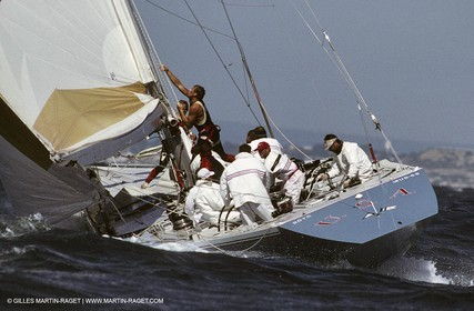 America's Cup, Fremantle 1987, Stars and Stripes 87