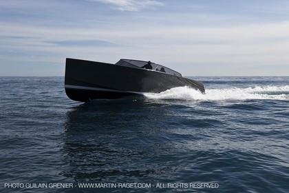 Monaco - March 2009 - Van Dutch test - Dutch motor yacht
