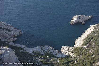 23 03 2009 - Marseille (FRA, 13) - Les Calanques - Anse et Ilôts de la Mélette