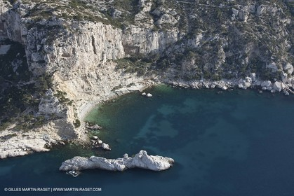10 03 2009 - Marseille (FRA, 13) - Calanques