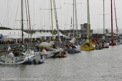 Calais Round Britain Race - Start