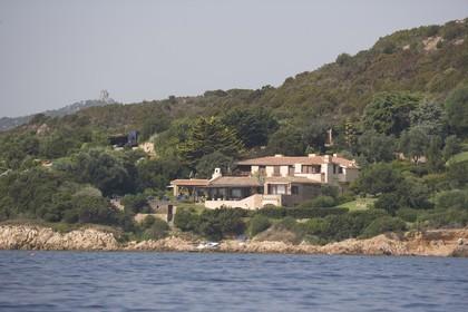 Luxurious houses in Sardinia