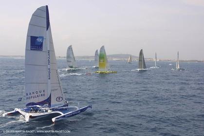 2001 ORMA Multihulls Championship - Cap d'Agde Grand Prix