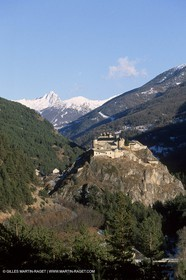France - Southern Alps - Queyras Castle