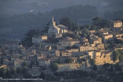 France, Provence, Lubéron, Bonnieux