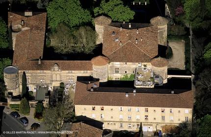 Roque d'Antheron - Florans Castle