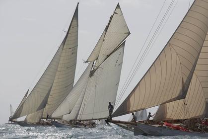 16 09 2006 - Imperia (Ita) - Vela d'epoca 2006 - Lullworth - Moonbeam IV - Cambria