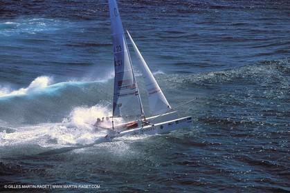Dinghies - Raids - Sport Catamarans