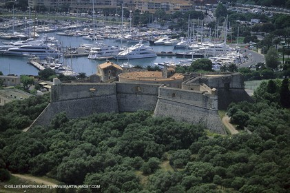 Antibes - the Scare Fortress