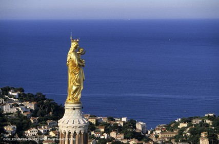 Marseilles, Notre Ddame de la Garde
