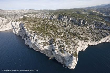 11 03 2009 - Marseille (FRA, 13) - Les Calanques - Falaises et plateau de Castelviel