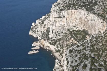 10 03 2009 - Marseille (FRA, 13) - Les Calanques - Calanque et cirque du devenson