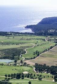 Bandol (Fra,83) -  La Frégate golf course