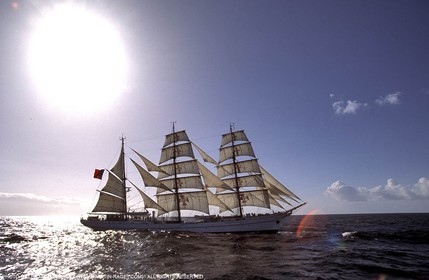 Sagres (Portugal) - Tall Ships