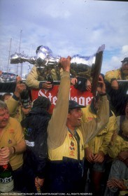 America's Cup, San Diego 1995, Russell Coutts