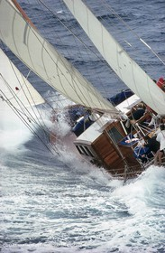 Aile Blanche - Classic yachts