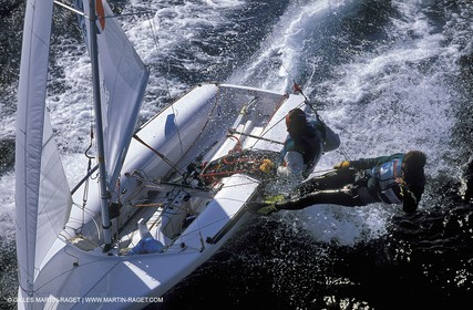 full speed sailing