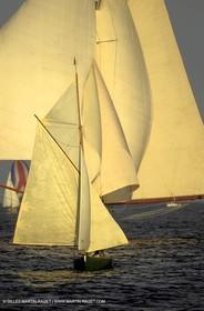 Small boats - Voiles de Saint Tropez