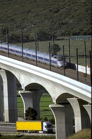High Speed train - Aix en Provence