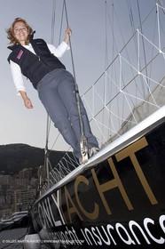 27 11 2009 - Monaco (MON) - Alexia Barrier
